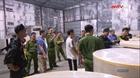 Ngụy trang quặng trong giấy cuộn xuất lậu hàng nghìn tấn ra nước ngoài