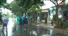 Đà Nẵng bắt đầu mưa lớn, Công an căng mình ứng phó bão
