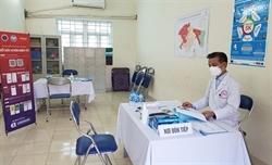 Thiết lập 11 trạm y tế lưu động tại quận Thanh Xuân