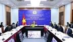 Bộ trưởng Tô Lâm hội đàm với Bí thư Ủy ban Chính pháp Trung Quốc Quách Thanh Côn
