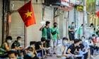 Hà Nội triển khai tiêm vaccine Covid-19 cho shipper