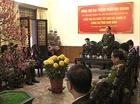 Bộ trưởng Trần Đại Quang kiểm tra công tác đảm bảo ANTT tại Nam Định, Hà Nam, Ninh Bình
