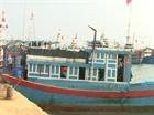Xác minh tàu lạ đâm tàu cá Quảng Ngãi ở Hoàng Sa