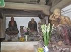 Trẩy hội chùa Tây Phương chiêm bái tượng Phật cổ