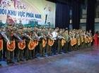 Thứ trưởng Bùi Văn Nam dự hội thi Công an xã giỏi phía Nam