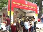 Triển lãm - Hội chợ sách quốc tế Việt Nam lần thứ 5