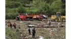 Xe buýt lao xuống vực làm 50 người thiệt mạng ở Kenya