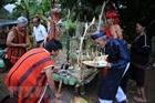 Lễ hội Aza Koonh truyền thống của người Pa Cô