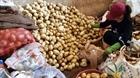 Loại khoai tây Trung Quốc ra khỏi chợ nông sản Đà Lạt