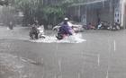 Lực lượng Công an ứng phó với mưa lớn tại các tỉnh Trung Bộ