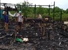 Cháy nhà, 7 đứa trẻ may mắn thoát nạn