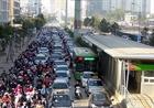Phạt nguội hơn 2 tỷ đồng các phương tiện đi vào làn BRT