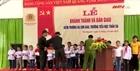 Trung đoàn CSCĐ Đông Bắc xây trường cho học sinh vùng cao