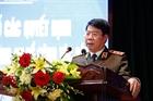 Công bố quyết định bổ nhiệm Giám đốc Công an tỉnh Hà Tĩnh