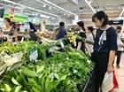 Nhiều siêu thị dùng lá chuối thay túi nylon