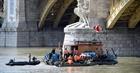 Vụ chìm tàu ở Hungary: Thuyền trưởng tàu du lịch được tại ngoại