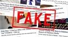 86% người dùng Internet bị lừa do tin giả