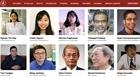 Hai nhà khoa học Việt Nam vào top 100 nhà khoa học châu Á 2019