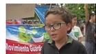 Nhà hoạt động môi trường nhí tại Colombia