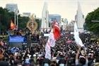 Thái Lan tăng cường các biện pháp ngăn chặn biểu tình