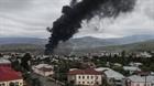 Thủ phủ vùng Nagorno-Karabakh bị pháo kích