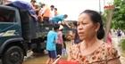 Báo CAND chia sẻ khó khăn với người dân vùng lũ