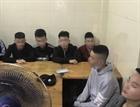 Tạm giữ 4 đối tượng vụ truy sát trên phố Hà Nội