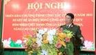Công an Thừa Thiên Huế triển khai công tác năm 2021