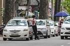 Ngành taxi gặp khó khăn trước ảnh hưởng của dịch bệnh