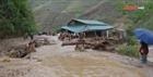 Công an huyện Phong Thổ giúp dân khắc phục hậu quả thiên tai
