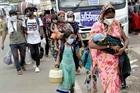 Dịch COVID-19: Ấn Độ có số ca lây nhiễm tăng kỷ lục