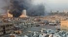 Mức độ tàn phá kinh hoàng của vụ nổ ở Beirut