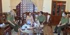 Thứ trưởng Lê Tấn Tới thăm nguyên lãnh đạo Bộ Công an đã nghỉ hưu