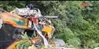 Tai nạn xe bus thảm khốc khiến 52 người thương vong