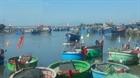 Chìm tàu trên vùng biển Bình Thuận, 2 người mất tích