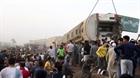 Ai Cập điều tra vụ tai nạn đường sắt nghiêm trọng
