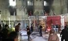 Iraq: Hỏa hoạn tại bệnh viện, ít nhất 27 người thiệt mạng