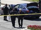 Tấn công bằng xe và dao nhằm vào cảnh sát Đồi Capitol