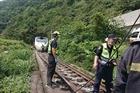 Số người thiệt mạng gia tăng trong vụ tai nạn tàu hỏa tại Đài Loan
