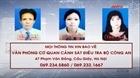 Truy nã 3 đối tượng về tội chứa mại dâm