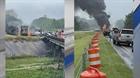 Nhiều trẻ em thiệt mạng trong vụ tai nạn liên hoàn trên cao tốc Mỹ