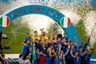 Italia trở thành nhà vô địch EURO 2020