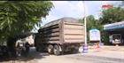 Nỗi ám ảnh từ xe tải chở vật liệu xây dựng