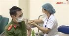Chiến dịch tiêm vaccine ngừa Covid-19 trong CAND