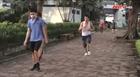 Người dân chấp hành tạm dừng các hoạt động thể dục, thể thao ngoài trời