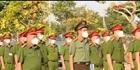 Công an tỉnh Bà Rịa – Vũng Tàu ra quân thực hiện cao điểm phòng chống dịch