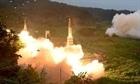 Mỹ chỉ trích các vụ phóng tên lửa của Triều Tiên
