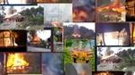 Nhà sàn - tiềm ẩn nhiều nguy cơ cháy nổ
