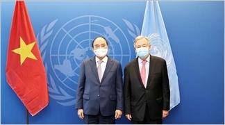 Việt Nam khẳng định vai trò và trách nhiệm tại Đại hội đồng Liên hợp quốc