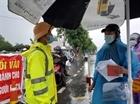 Nhiều người phải quay đầu tại cửa ngõ Đà Nẵng vì thiếu giấy tờ